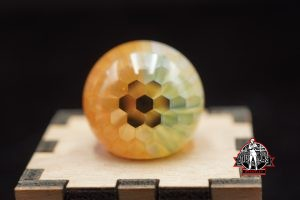 Teurfs Honeycomb Marble Small