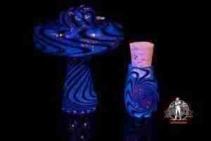 Teurfs  UV Spinner Cap Set