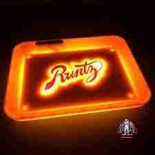 "Cookies ""Runtz"" Glow Tray Orange"