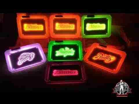 Glow Trays