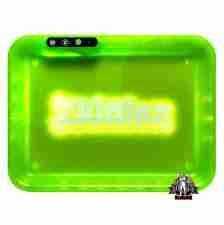 Zkittlez Green Glow Tray
