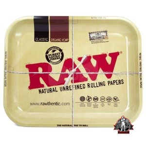 Raw – Rolling Tray – Large
