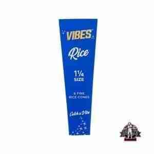 Vibes Cones Rice 1.25″
