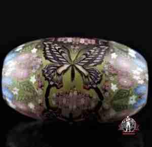 Daisuke Butterfly Bead