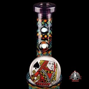 Kevin Murray Queen of Spades Tube w/ UV