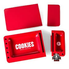 Cookies Tray Red