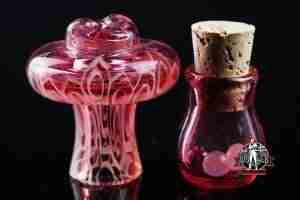 Teurfs Honeycomb 25mm Spinner Cap