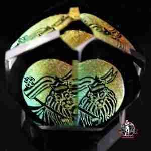 Luke Olsen Dichro Cut Marble