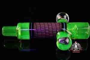 Conversion Glass UV Chillum