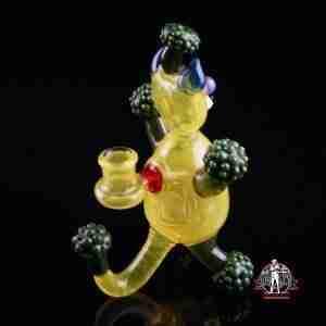 Crumb Glass 14mm Rig