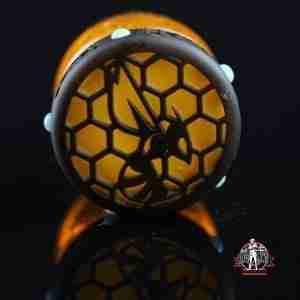 Glassmaze CFL Bubble Cap