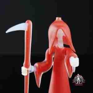 Joachim Sandblasted Reaper Red & Ghost #5