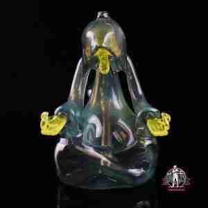 Joachim Meditating Reaper UV & CFL Purple, Blue & Illuminati #10